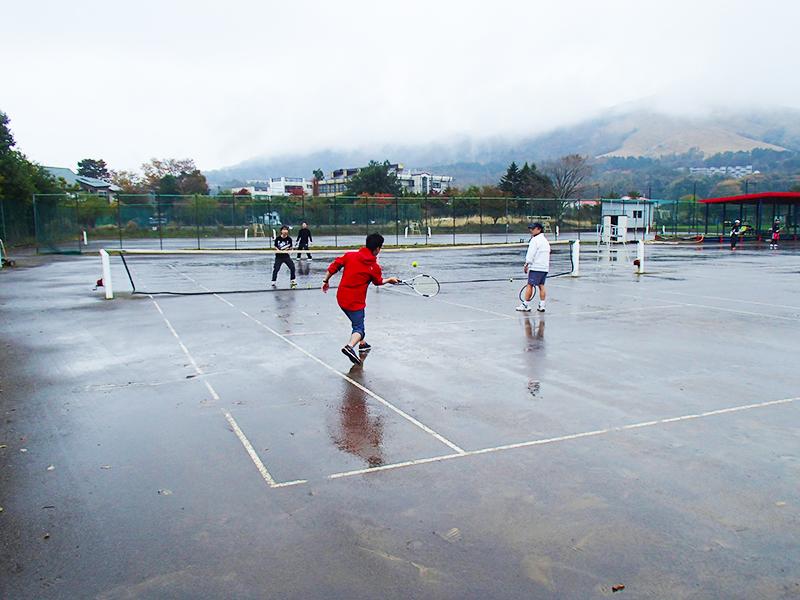 山中湖テニス