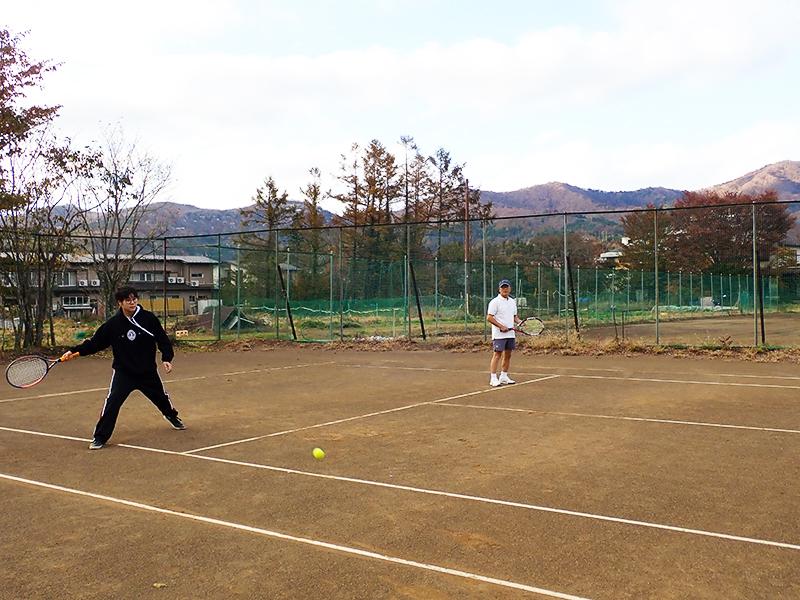 2018山中湖テニス
