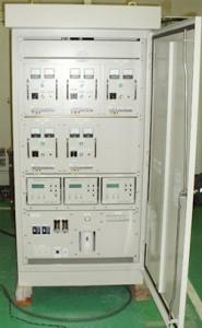 直流電源装置 遠隔監視・制御システム対応